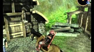 Обзор игры 'Two worlds' (Два мира)  от ASH 2 (старое видео!)