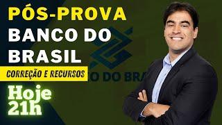 Banco do Brasil | CORREÇÃO e RECURSOS de Português e Redação | Eduardo Cambuy