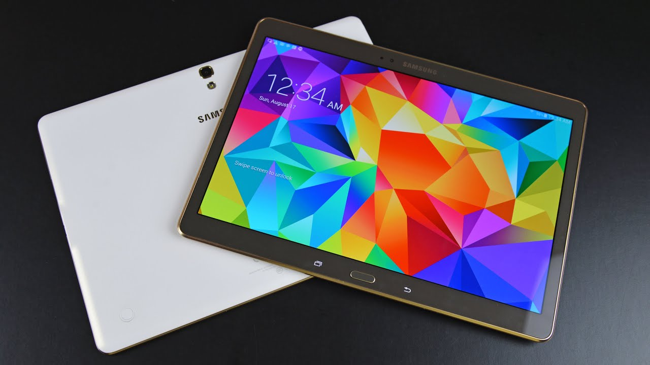 samsung galaxy tab s 10 5 unboxing review youtube. Black Bedroom Furniture Sets. Home Design Ideas