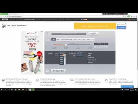 Hướng Dẫn Chuyển Đổi File .amr Sang mp3 Online - Online Audio Converter