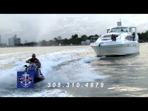 Water time charter MIAMI