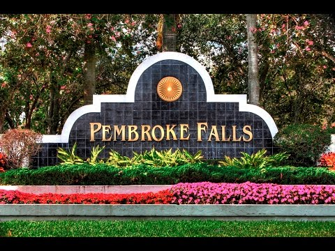 Pembroke Falls Community Video Tour - Pembroke Pines, FL - Willard Realty Team 954-745-4735