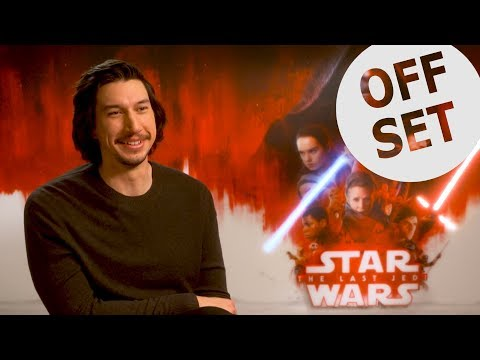 """'He could very easily have said """"i'm not interested""""': Adam Driver has kind words about Mark Hamill"""