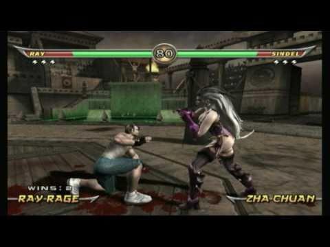 CGR Undertow - MORTAL KOMBAT: ARMAGEDDON for Nintendo Wii Video Game Review