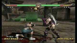 CGR Undertow - MORTAL KOMBAT: ARMAGEDDON for Nintendo Wii Video Game Review