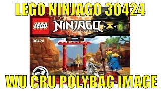 LEGO NINJAGO WU CRU TRAINING 30424 POLYBAG IMAGE NEWS UPDATE