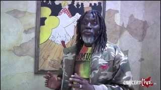"""Tiken Jah Fakoly présente l'album """"Dernier appel"""" (interview)"""