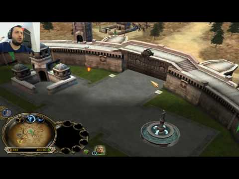 The Battle for Middle-earth  4&4 Ws (yüzüklerin efendisi.)