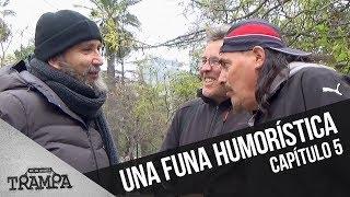 Los Taquilleros del Humor funan a Cristián | En su propia trampa | Temporada 2017