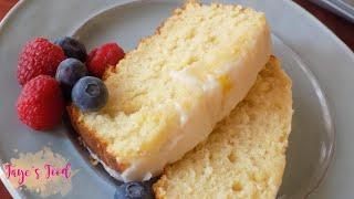 Lovely Lemon Loaf Cake Recipe  Fluffy & Moist!