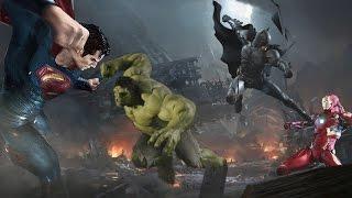 Avengers Vs Justice League   2019 [EPIC TRAILER]