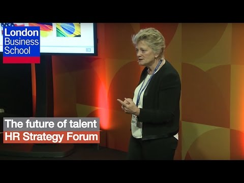 The future of talent | London Business School