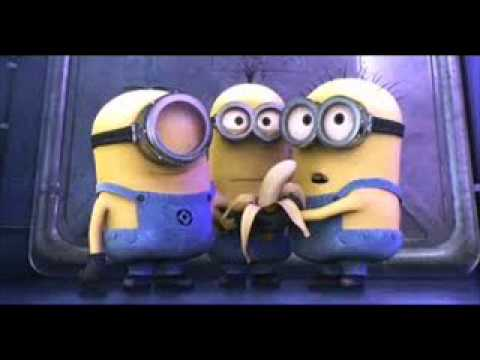Despicable Me 2 , Minions Songs   YMCA with Lyrics