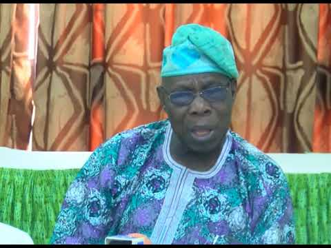"Video: ""Never reinforce failure, what we have now is failure"" OBJ Bombs President Buhari"