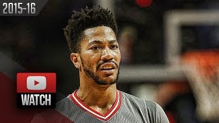 Derrick Rose Full Highlights vs Pacers (2015.11.16) - 23 Pts, 6 Ast