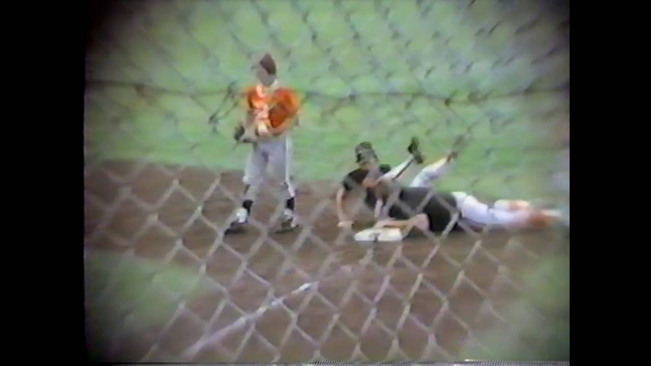 Slow Pitch Double Play - 1985