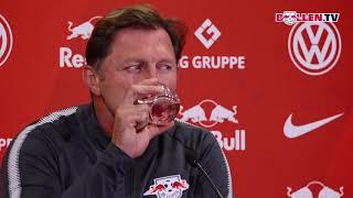 RB Leipzig: PK vor dem Auswärtsspiel gegen FC Augsburg