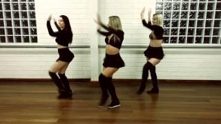 Coreografia Meu Corpo da Sinal (Tome ó) PPA Por Carla Viviane (HD)