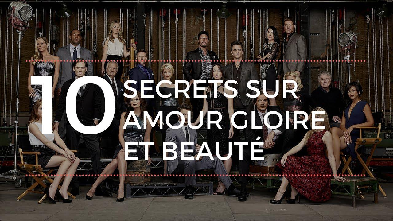 Amour Gloire Et Beauté 10 Secrets Sur La Série