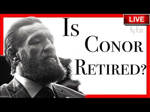 🔴-ufc-fighters-managers-question-conor-mcgregor-s-retirement-+-mma-news!
