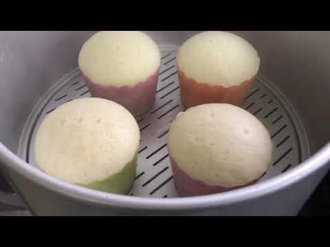 蒸しパンのミックス粉をオリジナルで作りたい(台湾)
