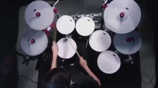 Antoine Fadavi - Harder to Breathe (Cover) - KAT KT3