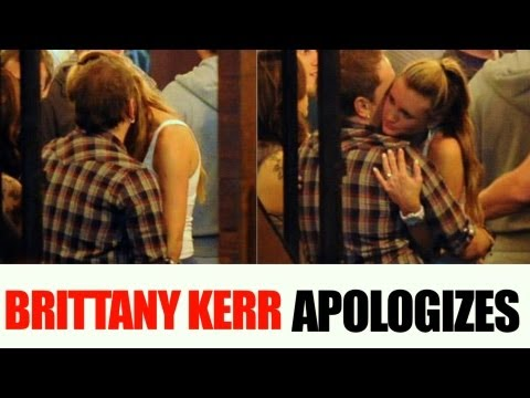 Brittany Kerr Apologizes for Making Out with Jason Aldean