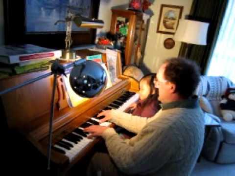 Erin Yuhan Mei - play piano w/ uncle professor