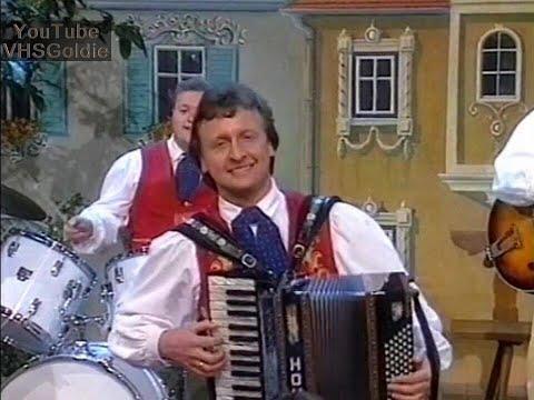 Winfried Stark & Steigerwälder - Weltenbummler Polka - 1993