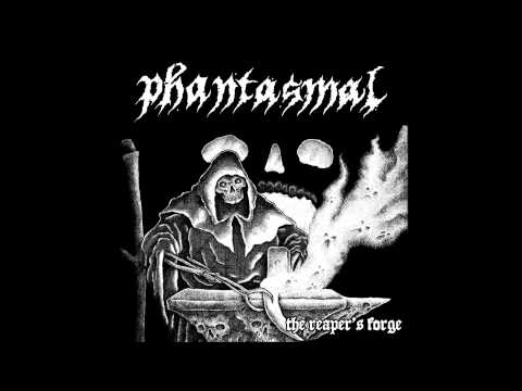 "PHANTASMAL (U.S.) ""The Reaper's Forge"" (Promo Video)"