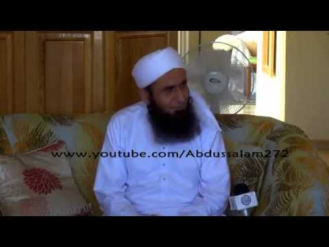 Maulana Tariq Jameel new 2013 Press Conference in Athens,Greece