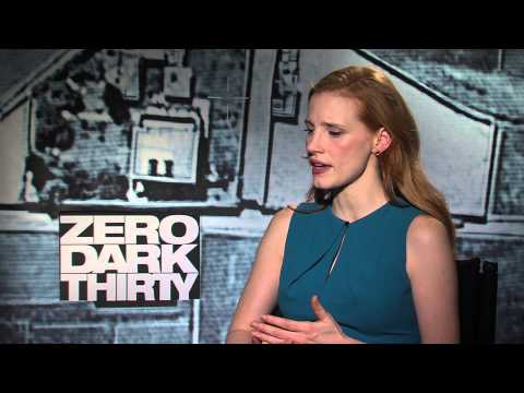 Zero Dark Thirty 2013 Exclusive: Jessica Chastain HD Jason Clarke, Reda Kateb