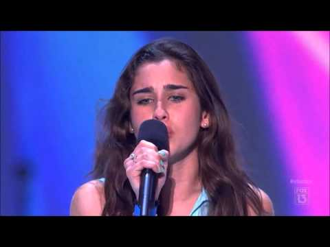 Lauren Jauregui's Audition on The X Factor con subtítulos en español