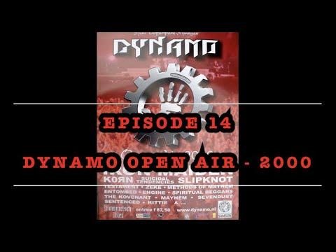 Festival Flashback: Episode 14 - Dynamo Open Air 2000