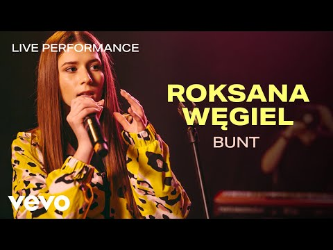 Смотреть клип Roksana Węgiel - Bunt