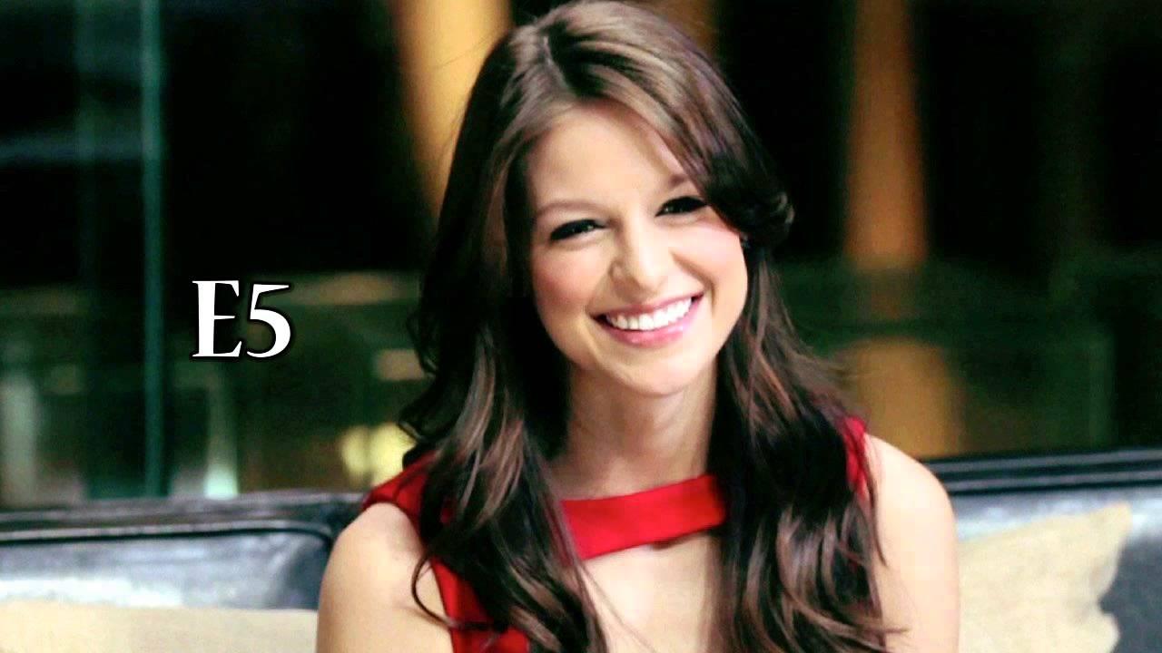 Melissa Benoist Glee