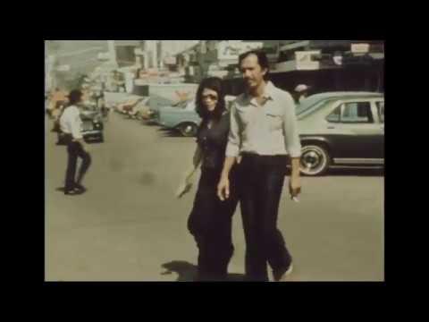 Suasana Jakarta masa Gubernur Ali Sadikin tahun 1974