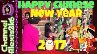 Happy Chinese New Year 2017 Los Angeles | Travel Vlog | (Ep. 67)