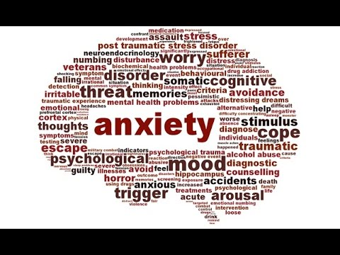 how to explain anxiety disorder