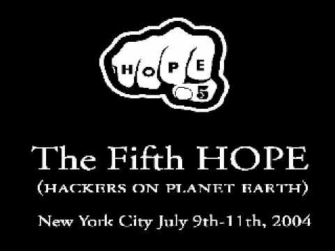 The Fifth HOPE: Lock Picking