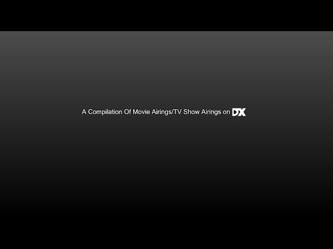 A Compilation Of Shows/Movies Airing On DX (TV-G--TV PG)