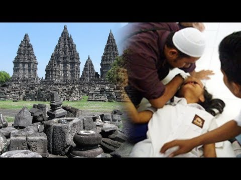 Gara-gara Ambil Batu Candi Prambanan, Puluhan Siswa Kesurupan Masal, Kronologinya Susah Masuk Akal