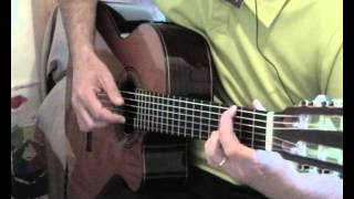 Baby can i hold you (Tracy Chapman) - Classical Guitar