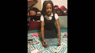 10 year old makeup artist Shania Brown