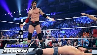 Bad News Barrett vs. The Miz: SmackDown, April 16, 2015