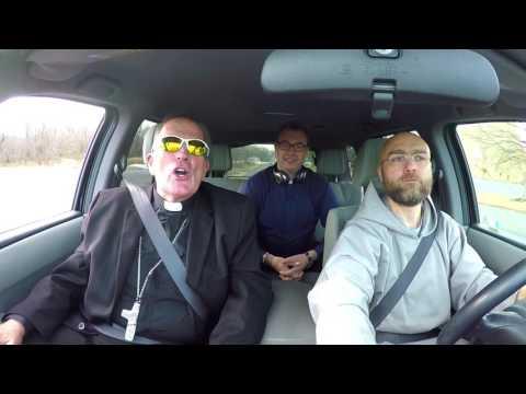 Carpool Karaoke with Bishop O'Connell