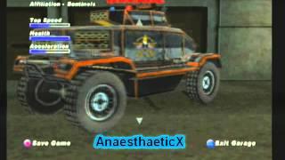 RoadKill - All Vehicles List ( + bonus ARMAX cars)