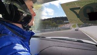 ZELF RACEN OP FORMULE 1 CIRCUIT! (Spa-Francorchamps)