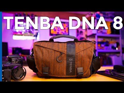 A Look at the Tenba DNA 8 Messenger Camera Bag - Haphazard Review