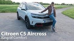 2019 Citroen C5 Aircross BlueHDI 180 Fahrbericht / Der mit dem Wunder-Fahrwerk - Autophorie
